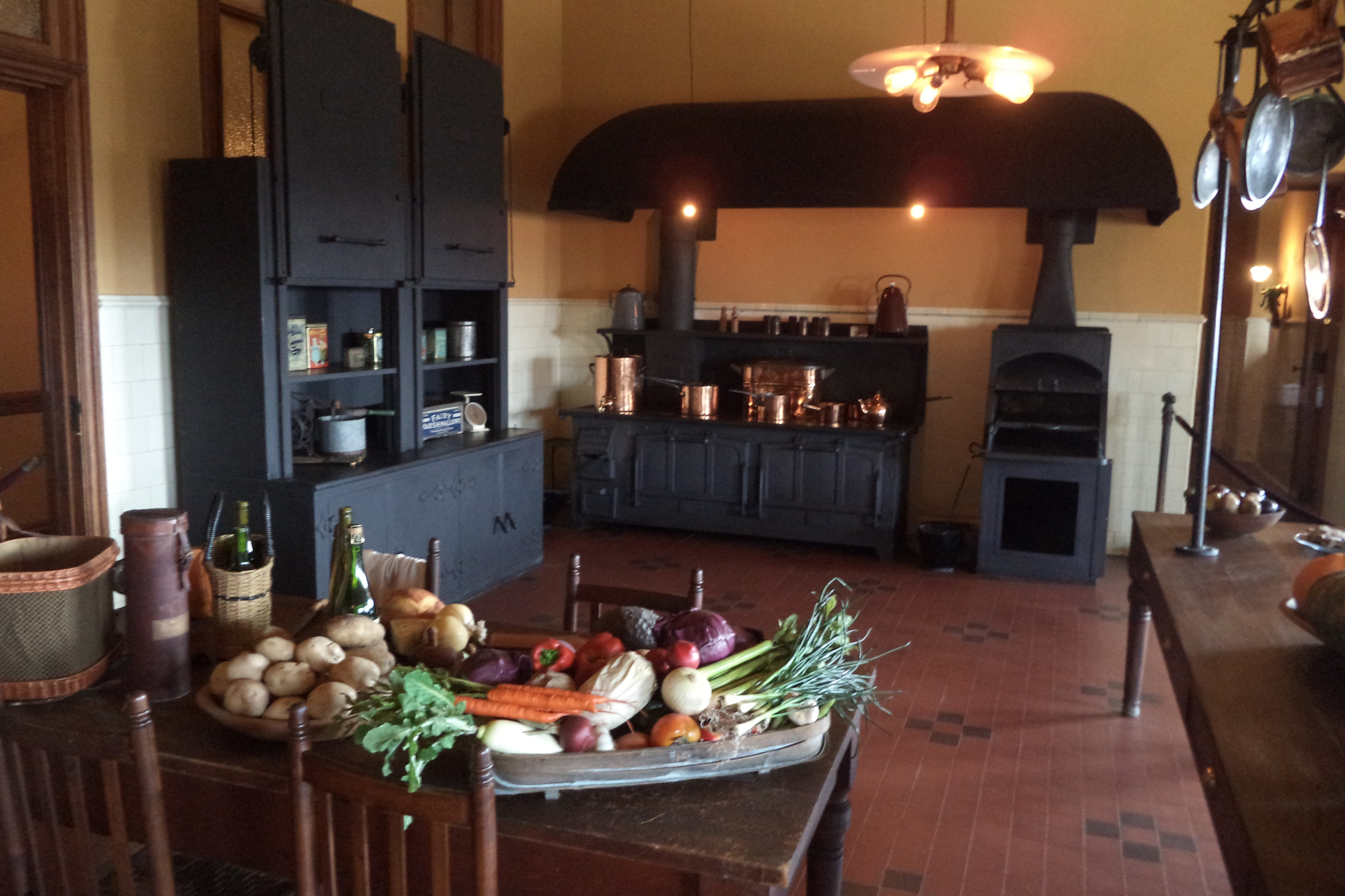 biltmore estate kitchen - photo #7