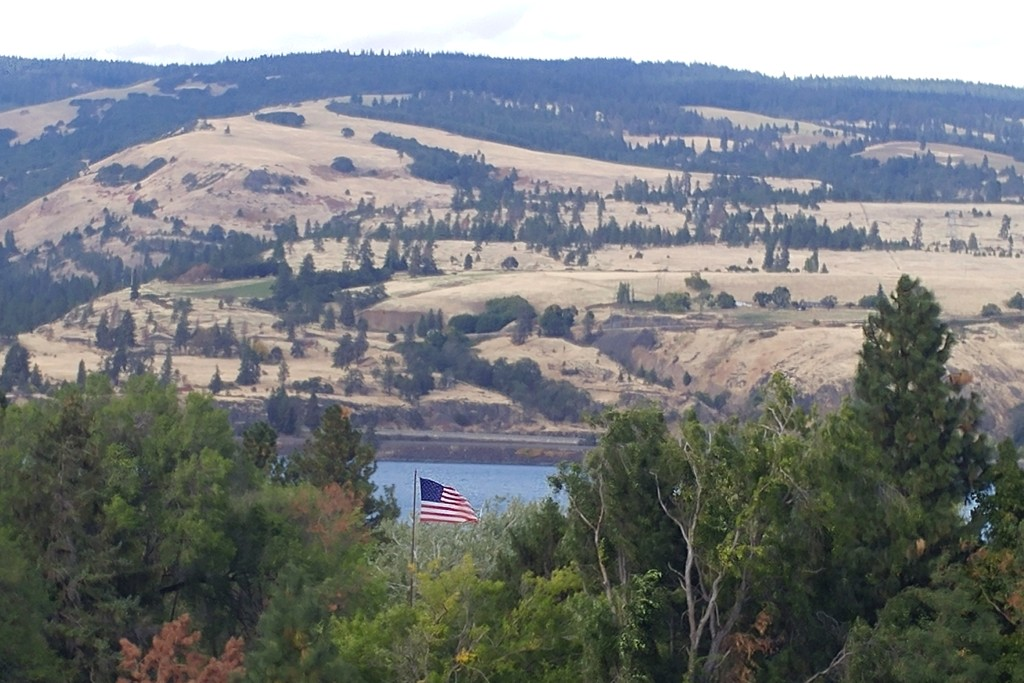 Columbia River in the Gorge